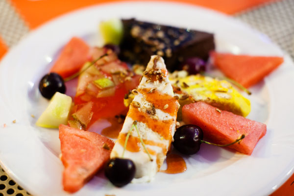 Menu restaurant Palati Thessalonique