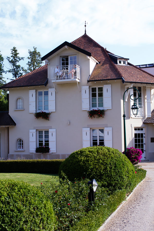 Hostellerie de Levernois Relais & Chateaux Bourgogne