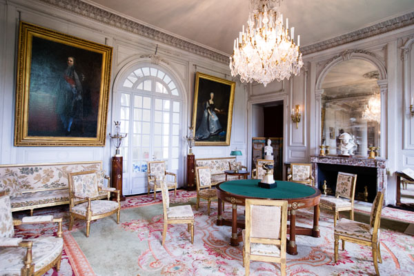 Valençay - Grand salon