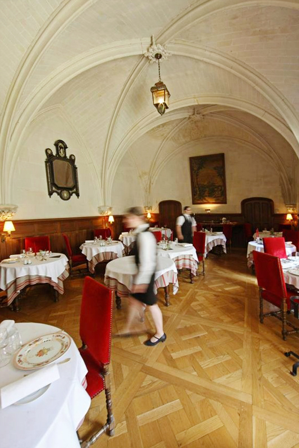 """Restaurant la """"Table du Roy"""""""