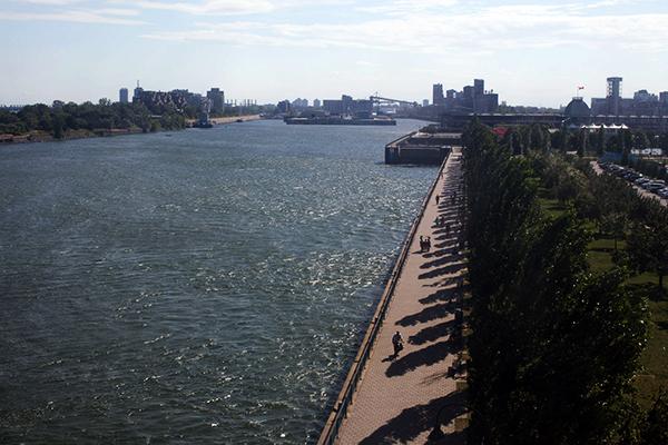 Tour de l'Horloge de Montréal