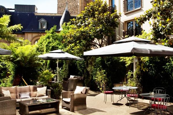 #eparisienne Hôtel Renaissance