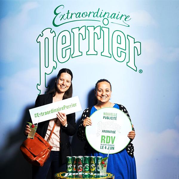 #eparisienne Perrier