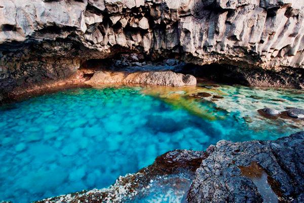Îles Canaries / Charco-Azul - El Hierro