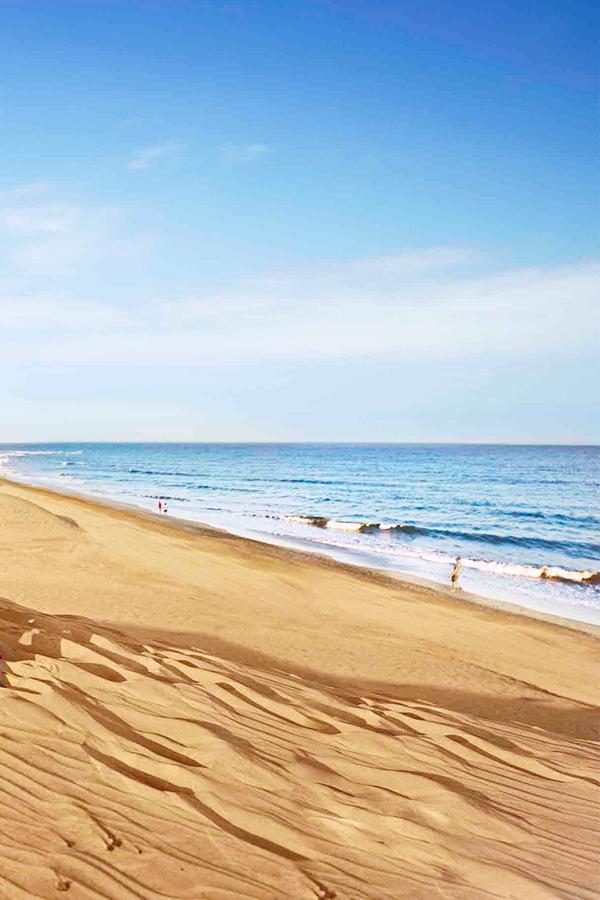 Îles Canaries / Gran Canaria - Playa Maspalomas
