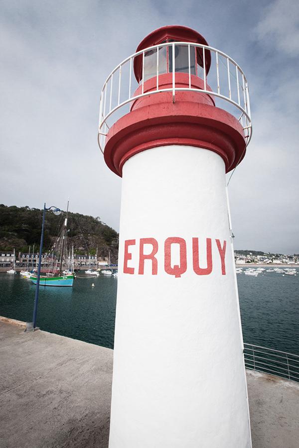 Erquy en Bretagne