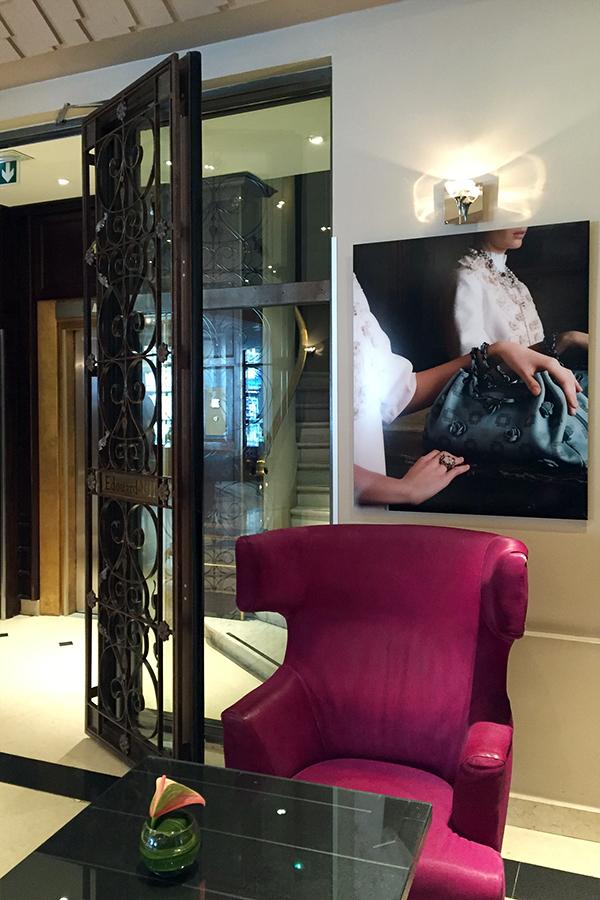 Hôtel Edouard 7 Paris Opéra