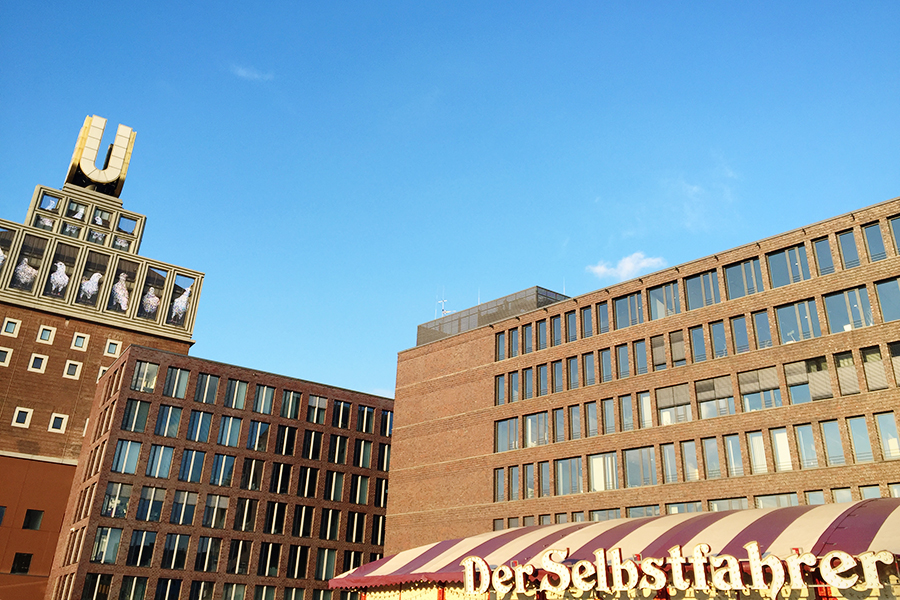 Musée Dortmunder U à Dortmund