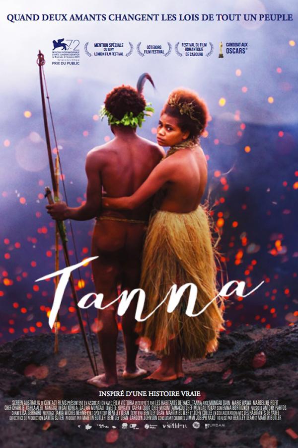 Film Tanna 16 novembre 2016