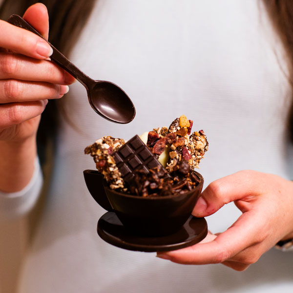 CRéation chocolat Max Vauché