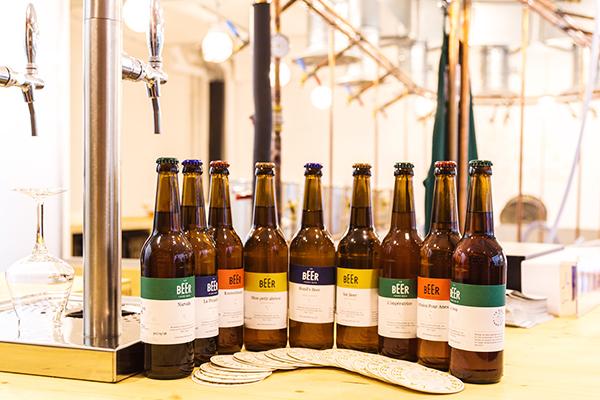 Bière de Noël La Beer Fabrique