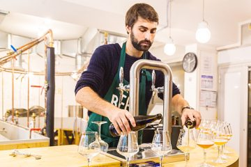 Les créateurs de la Beer Fabrique