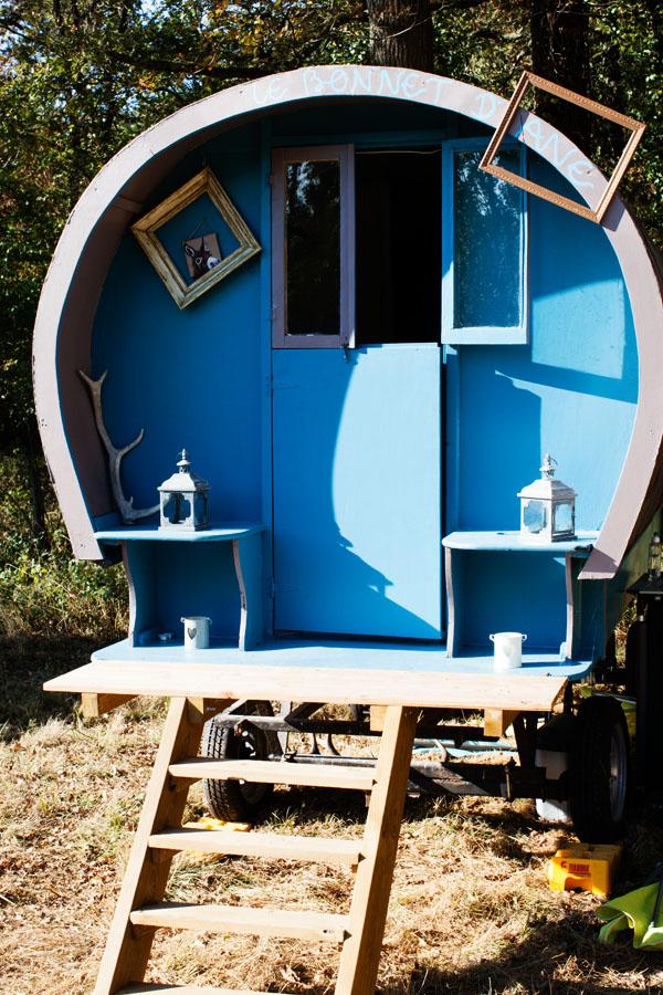 Camping insolite Les Anes de Madame