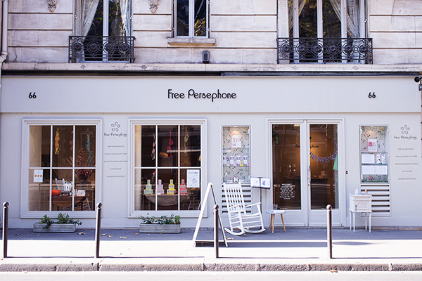 Fragrance Day Spa Free Persephone Paris