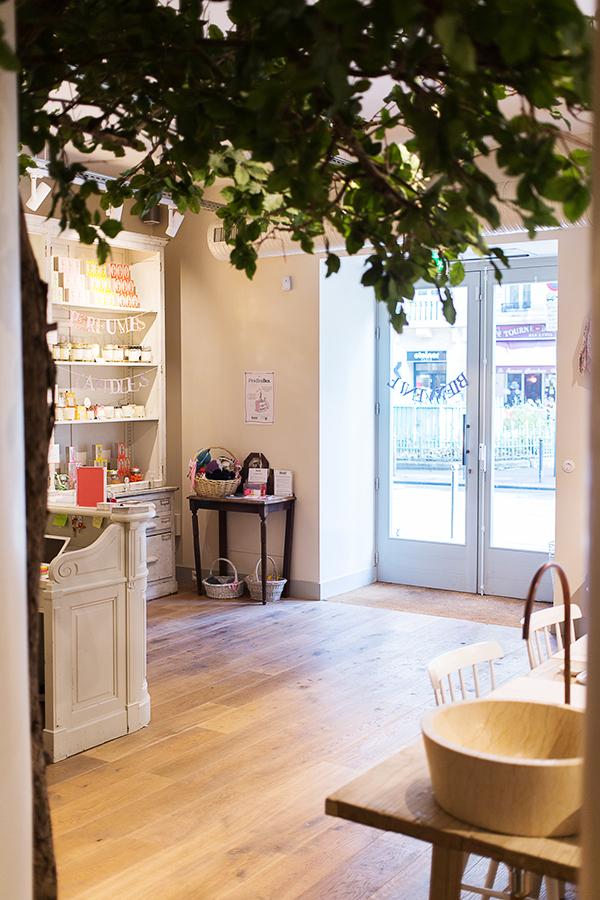 Fragrance Day Spa Free Persephone à Paris
