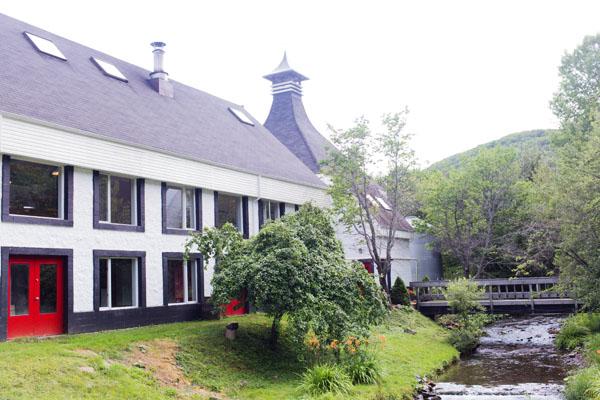 Distillerie de whisky Glenora