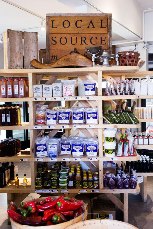 Shops sur Agricola Street Halifax