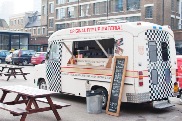 Food truck Londres