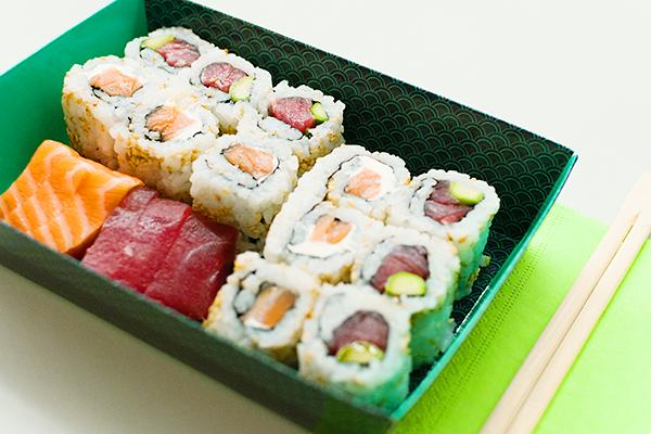 Livraison Sushi Soba Paris 15