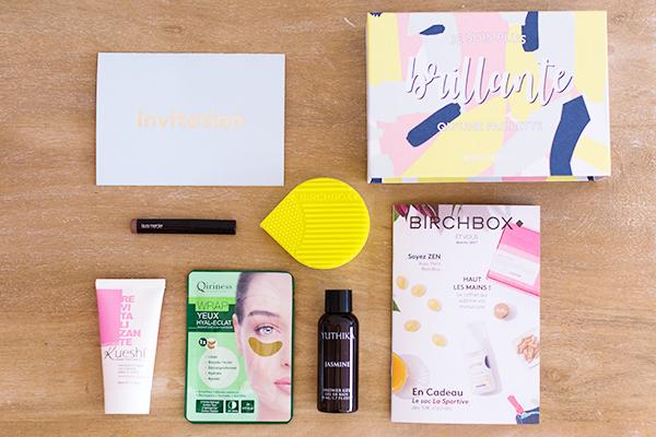 Birchbox x Petit Bambou Janvier 2017