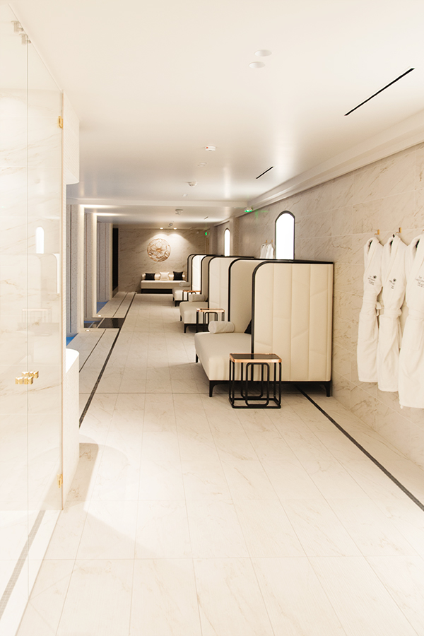 Spa Carita Hôtel Narcisse Blanc Paris