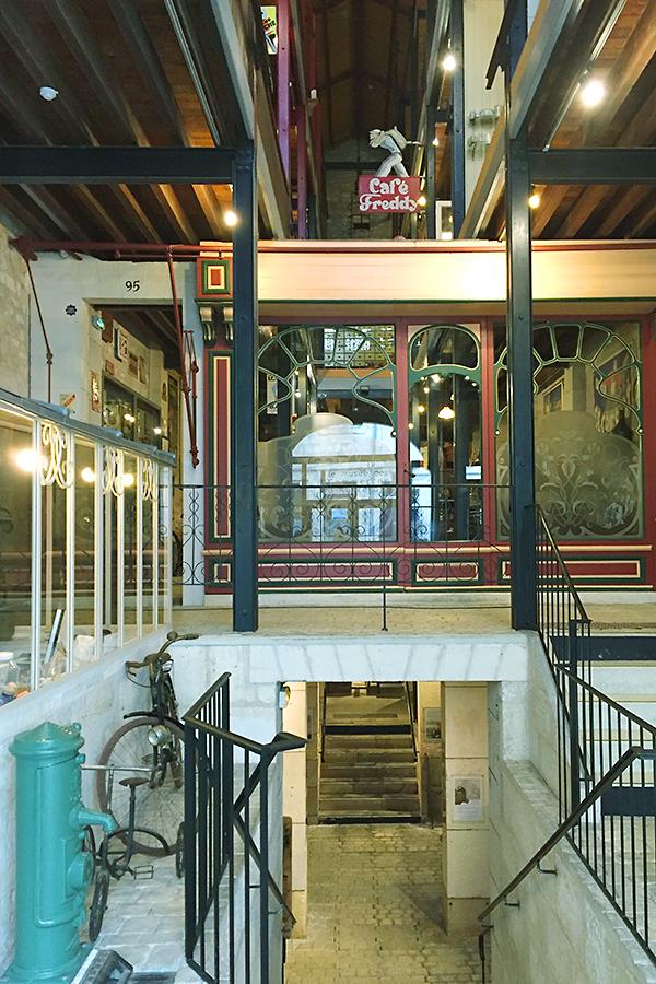Musée des commerces d'autrefois à Rochefort