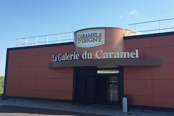 Galerie du caramel de Isigny-sur-Mer