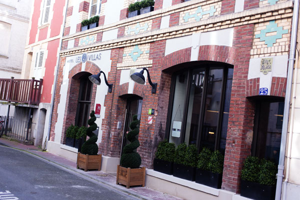 Hôtel Les 2 VIllas Trouville
