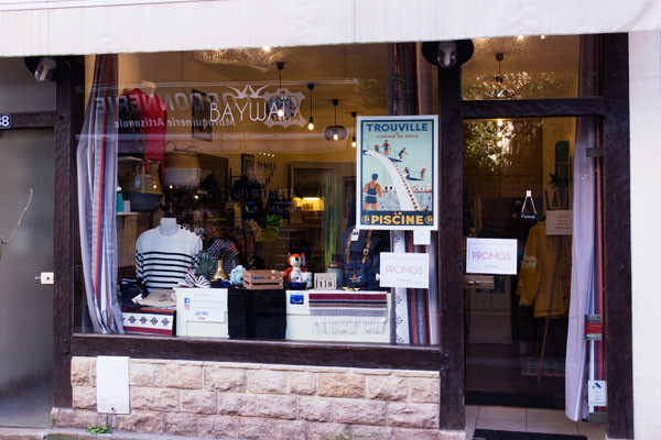 Boutique mode Baywaï Trouville