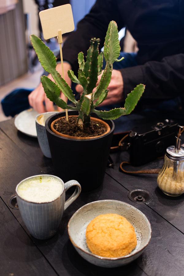 Coffee shop Villa Gipsy Trouville