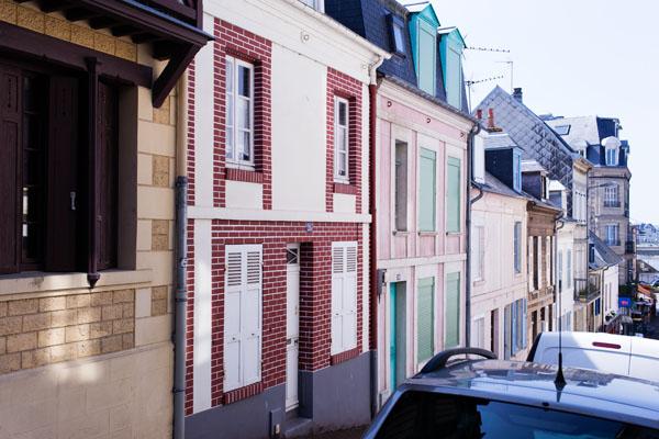 Architecture de Trouville