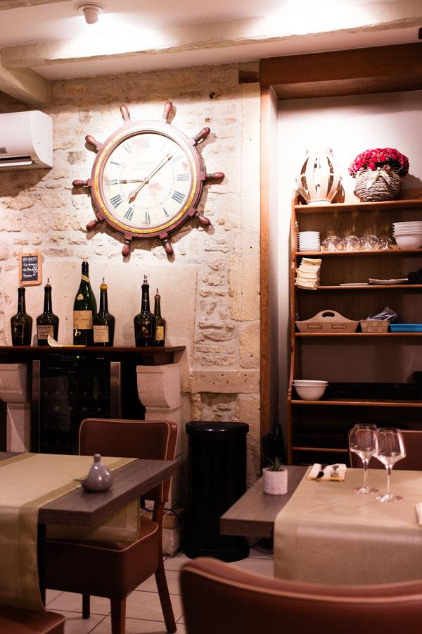 Restaurant Fleur de Sel à Port-en-Bessin-Huppain