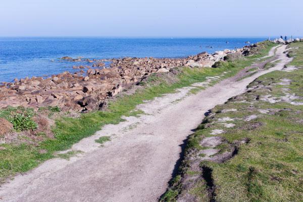 Sentier douanier du Cap Levy