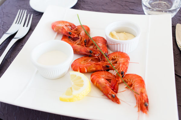 Restaurant La Maison Rouge Maupertus-sur-Mer