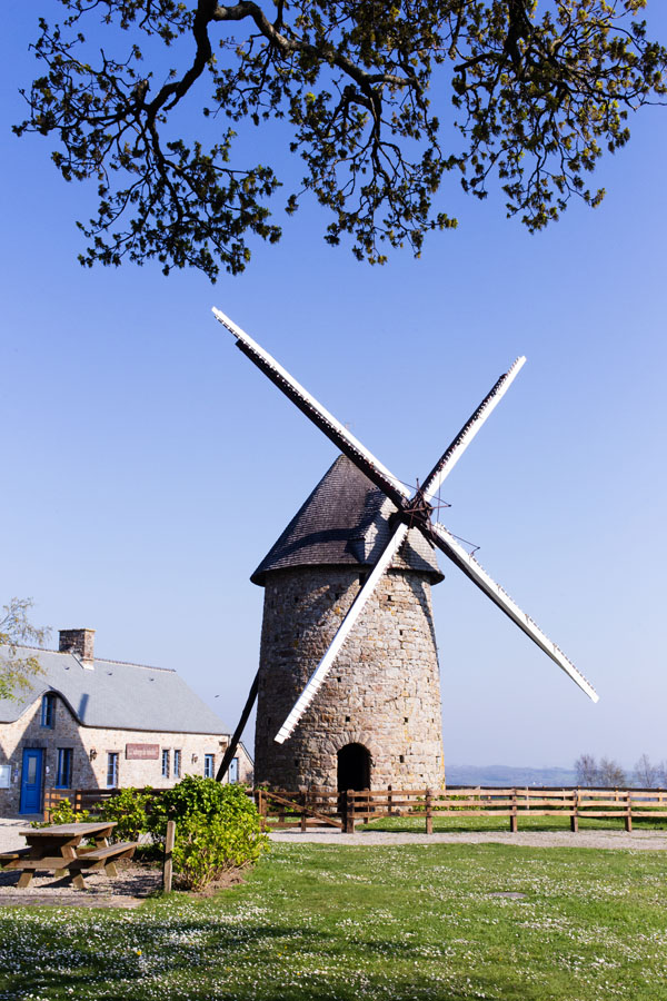Moulin à vent du Cotentin