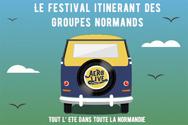 Festival Aerolive 2017 Normandie