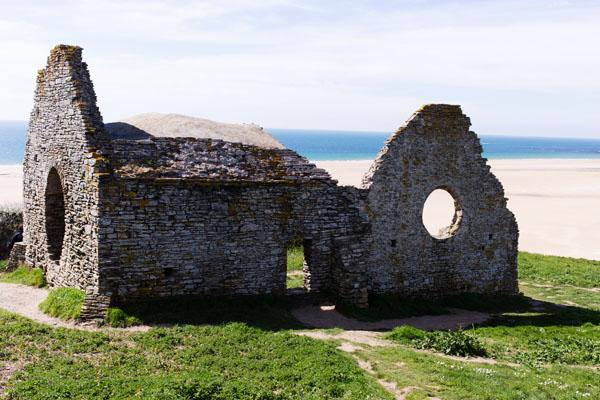 Vieille église de Cap Carteret