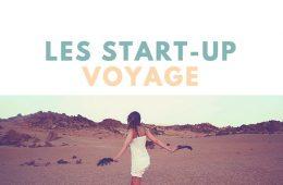 Les Start-Up voyage