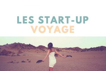 Les Start-Up voyage