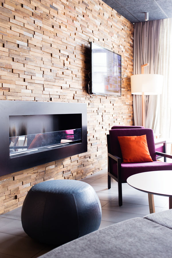 Lobby Nomad Hotels Le Havre