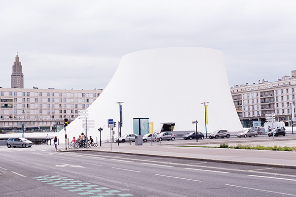 Le Volcan au Havre
