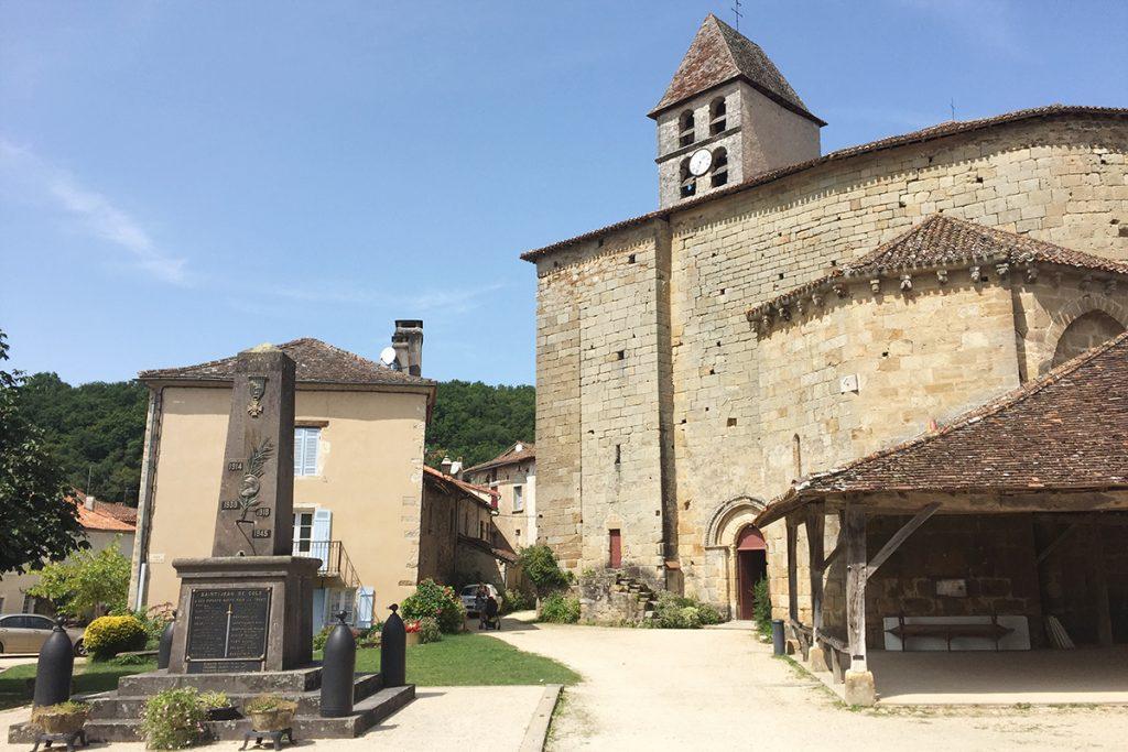 Saint-Jean de Cole, Dordogne