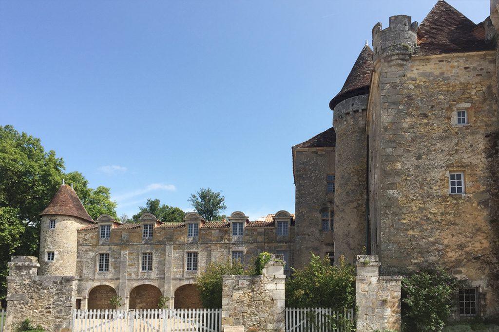 Eglise de Saint-Jean de Cole, Dordogne