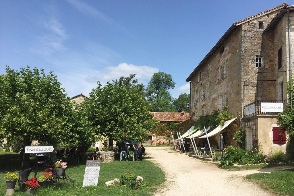 Le Temps des Mets à Eglise de Saint-Jean de Cole, Dordogne