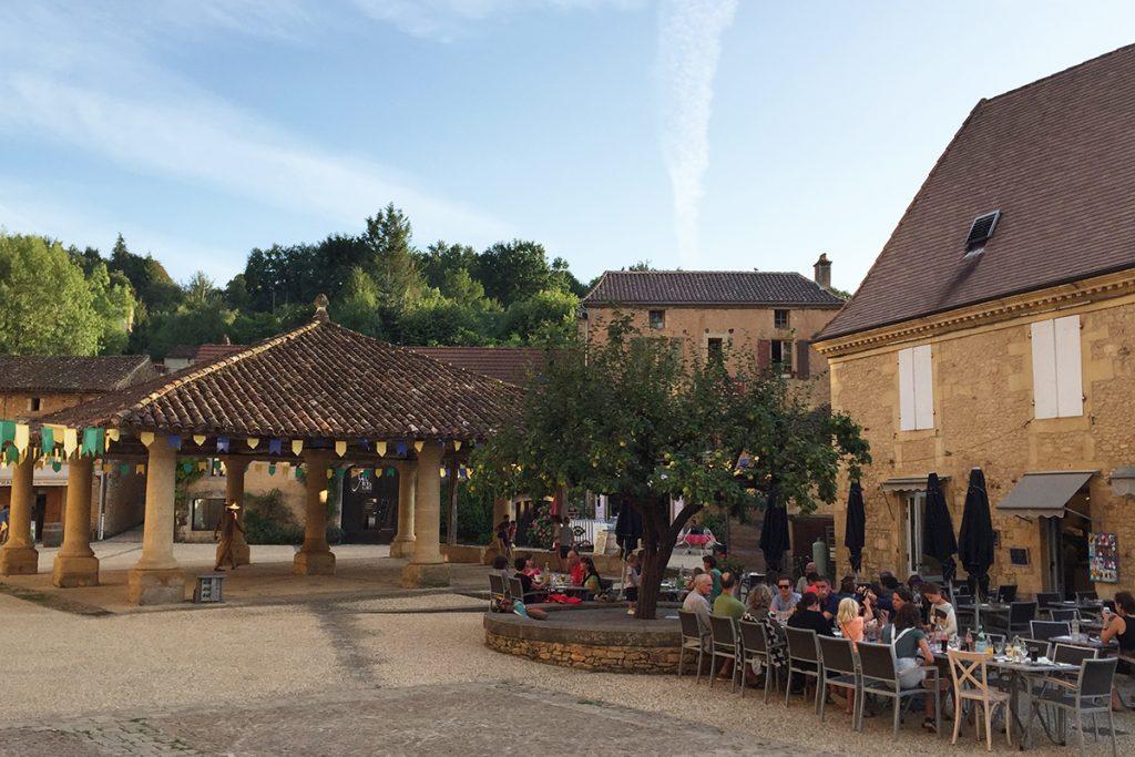 Cadouin en Dordogne